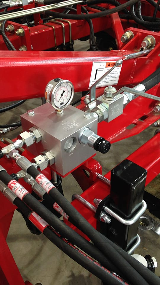 Hydraulic Coulters